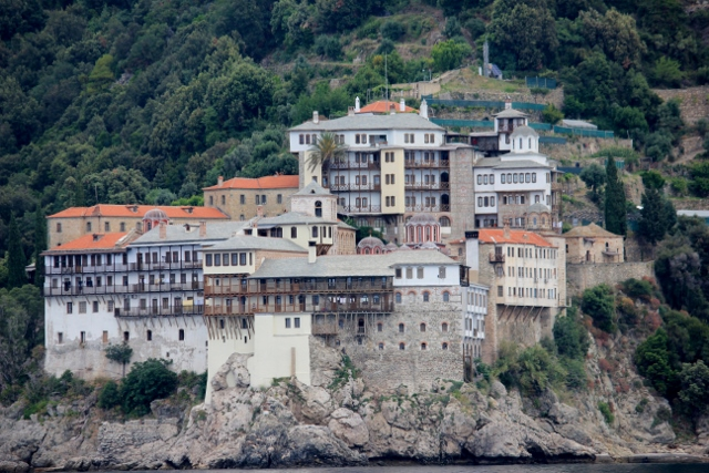 Life List: 100 Amazing Things To Do Before You Die: See the Mount Athos Byzantine Monasteries in Halkidiki, Greece