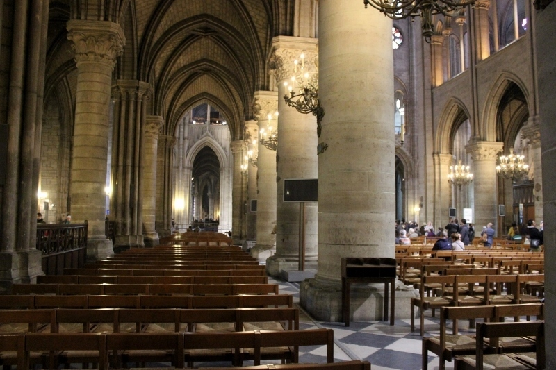 Life List: 100 Amazing Things To Do Before You Die: Visit Notre Dame Cathedral in Paris, France