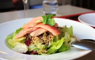 Santorini Assyrtico Restaurant in Fira