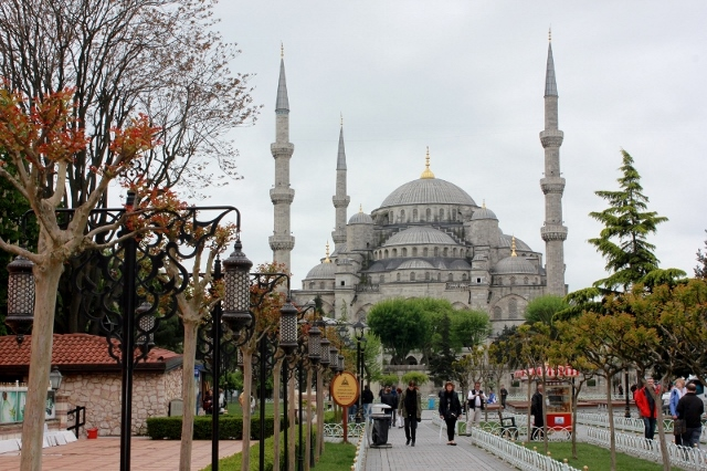 Things to do Before You Die: Witness the Call to Prayer at the Blue Mosque in Istanbul