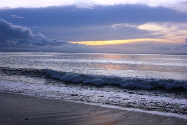Sunset on the Osa Peninsula of Costa Rica