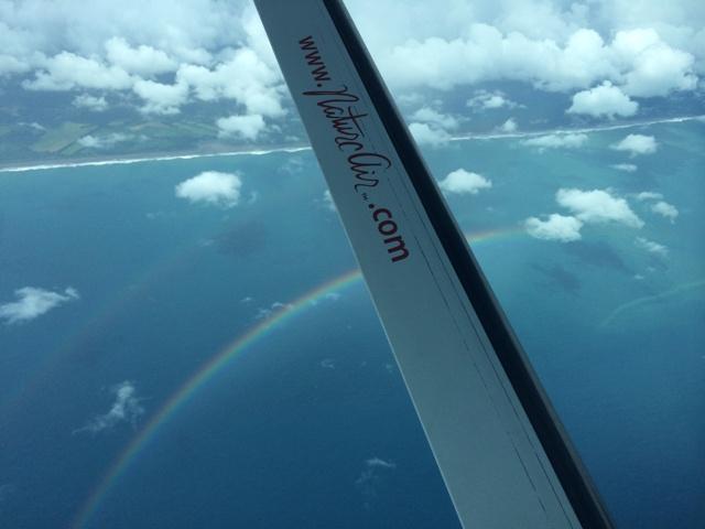 NaturaAir Flight in Costa Rica