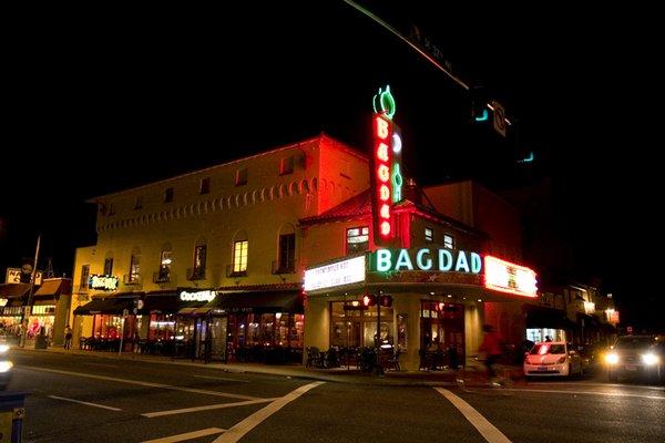Bagdad Theater Portland Portland