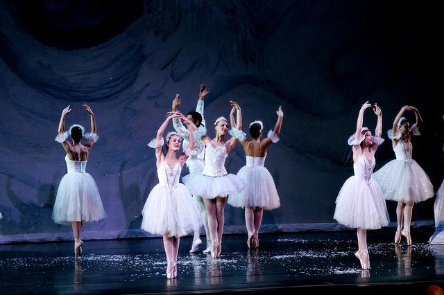 Winter Bucket List - See the Nutcracker Ballet