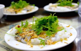 Banh Cuon: Hanoi, Vietnam Street Food