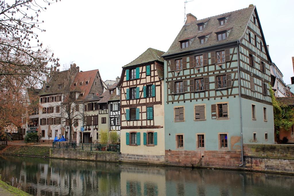 Strasbourg, France on the Rhine River Cruise