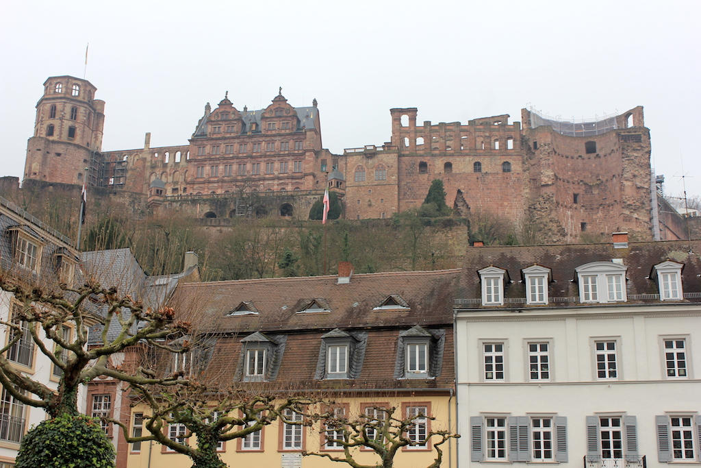 Heidelberg Palace in Germany