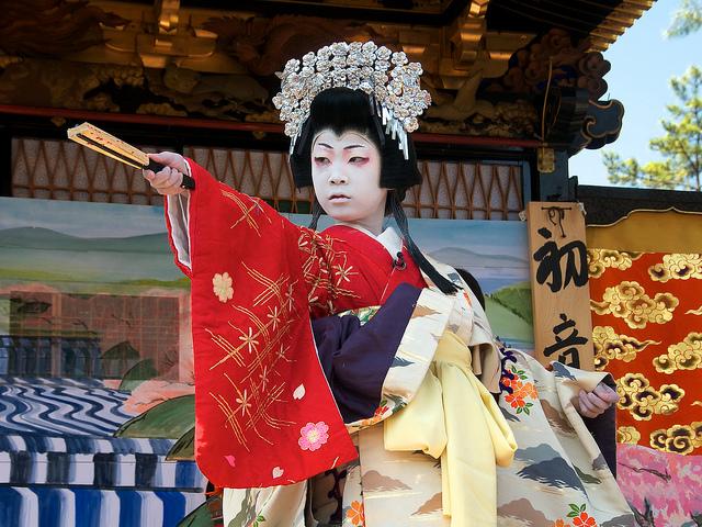 Bucket List: Go to Kabuki Theater in Tokyo, Japan
