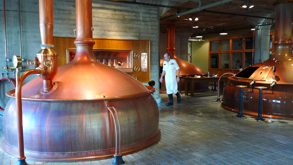 Anchor Steam Brewery Tour | San Francisco Bucket List: Best Things to Do in the Fun City of SF