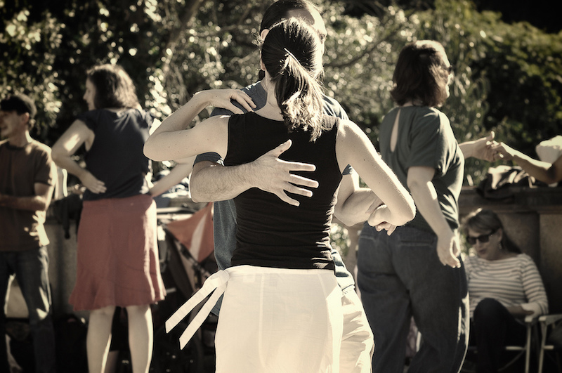 Lindy in the Park Swing Dancing | San Francisco Bucket List: Best Things to Do in the Fun City of SF