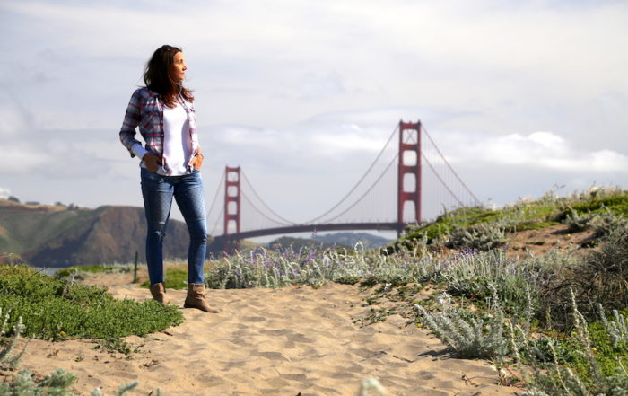 Annette White |Tips to Walk (or Bike) Across San Francisco's Golden Gate Bridge
