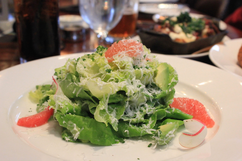 Green Goddess Salad at Wayfare Tavern | San Francisco Bucket List: Best Things to Do in the Fun City of SF