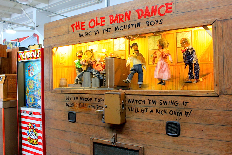 Musee Mecanique | San Francisco Bucket List: Best Things to Do in the Fun City of SF