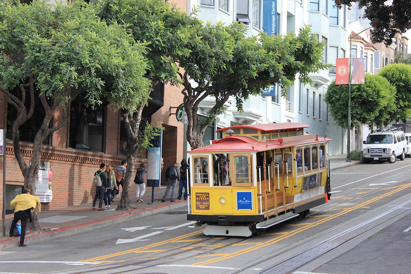 Ride a Cable Car | San Francisco Bucket List: Best Things to Do in the Fun City of SF