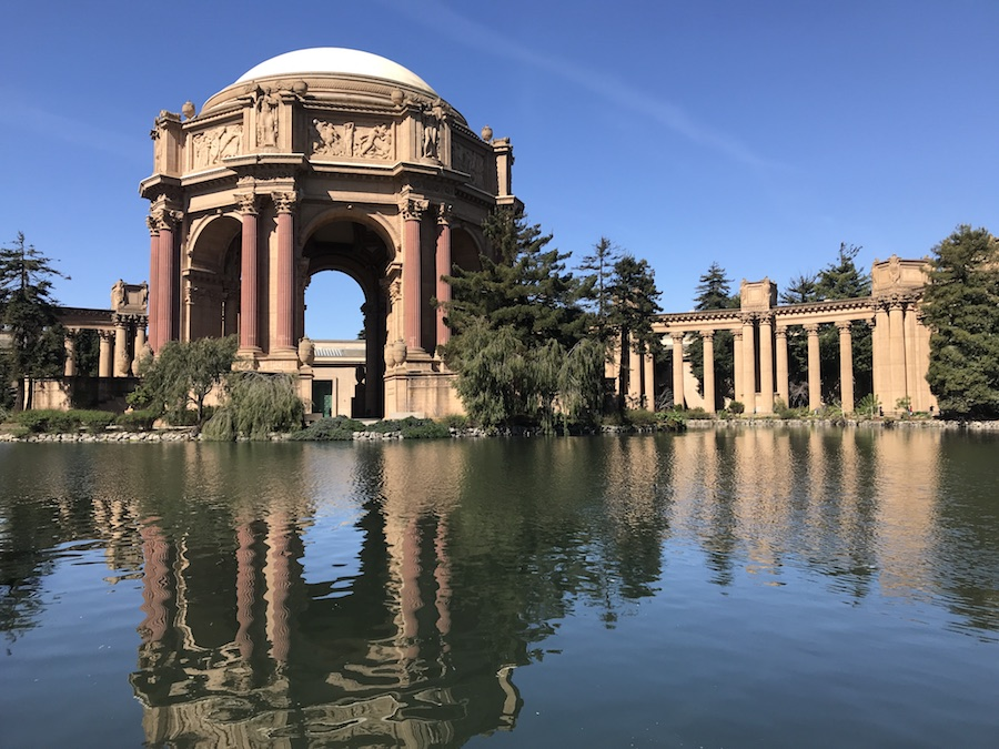 Palace Of Fine Arts San Francisco Bucket List Best Things To Do In The