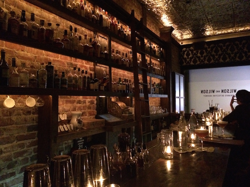 Wilson & Wilson Speakeasy | San Francisco Bucket List: Best Things to Do in the Fun City of SF
