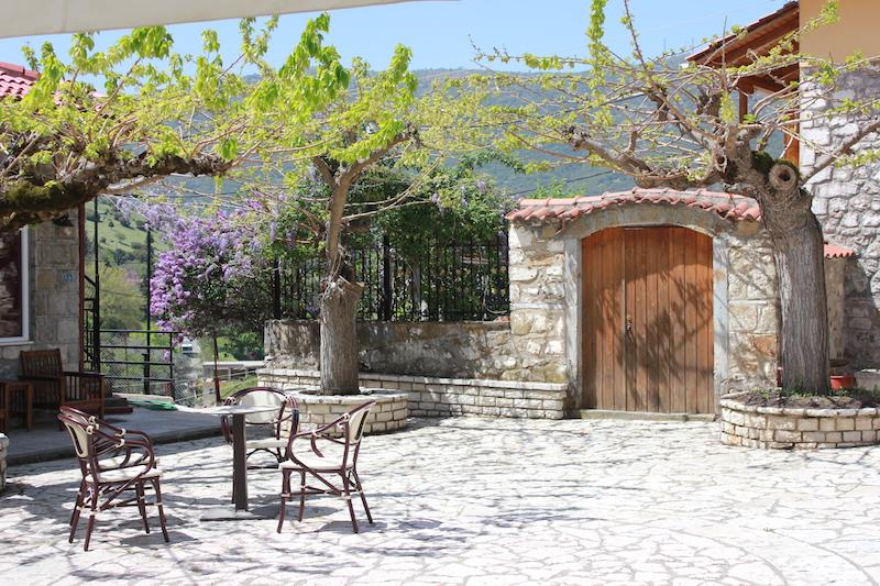 Lidoriki Village Greece