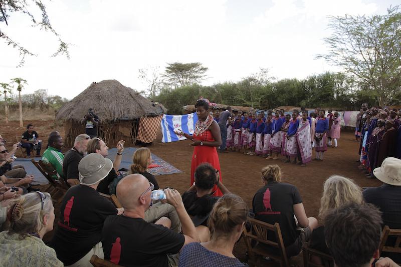 Maasai Trek Tanzania