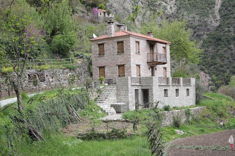 Hiladonia Village Greece