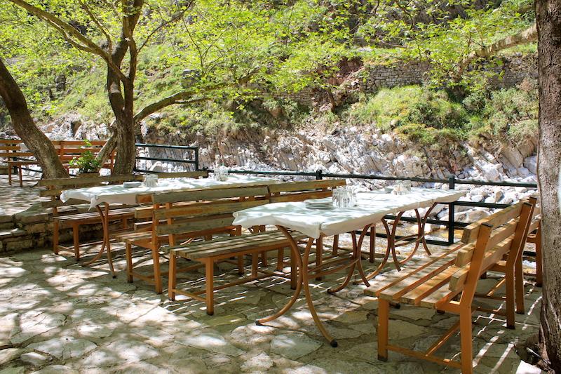 Taberna in Arachova Greece