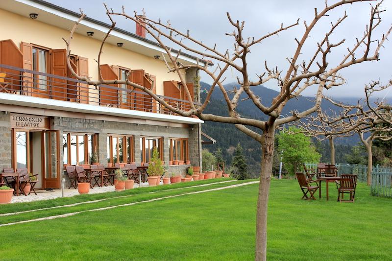 Hotel in Central Greece