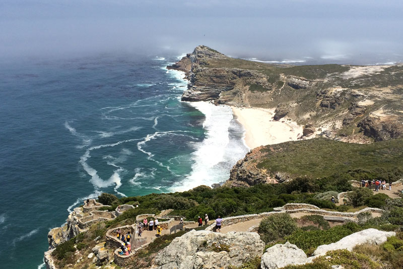 Cape Point Lighthouse in Cape Town South Africa