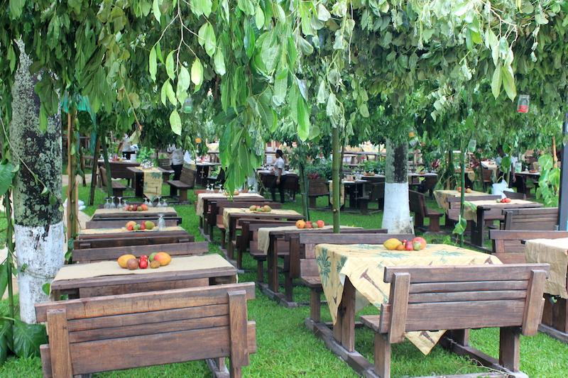 Caribbean Restaurant at Sandals Ochi