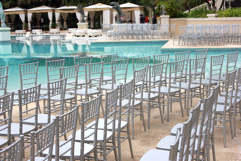 Grand Opening Party at Sandals Ochi in Jamaica