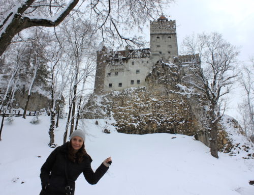 Visit Dracula at Bran Castle in Transylvania, Romania