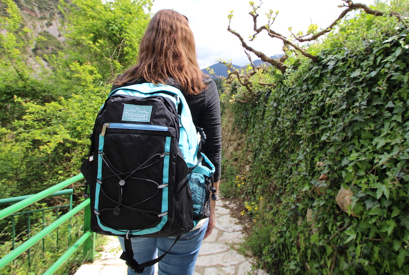 Annette White Tripology Backpack