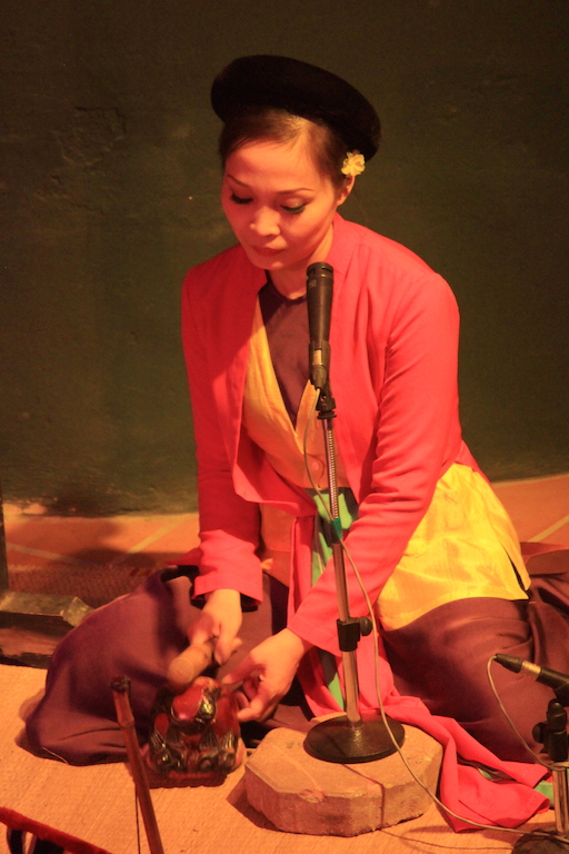 Vietnamese Theatre: The Water Puppet Show in Hanoi
