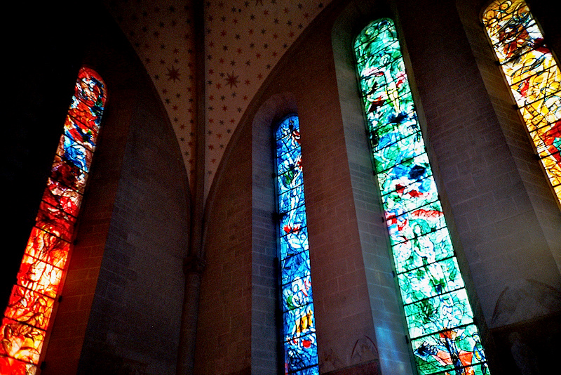 The Chagall Windows in Zurich