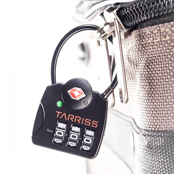 Tarriss Travel Luggage Lock