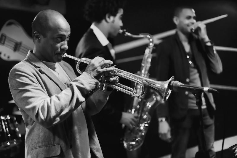 Jazz Musicians in Cuba