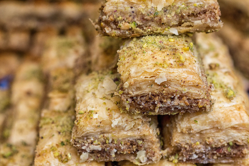 Traditional Greek Food: Baklava