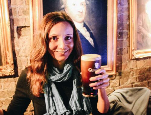Guinness Storehouse: Touring Dublin's Popular Beer Factory