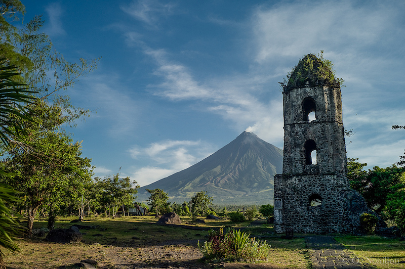 Mount Mayon, Luzon, Phillipines