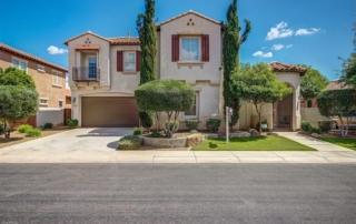 Annette White Arizona Home - Front