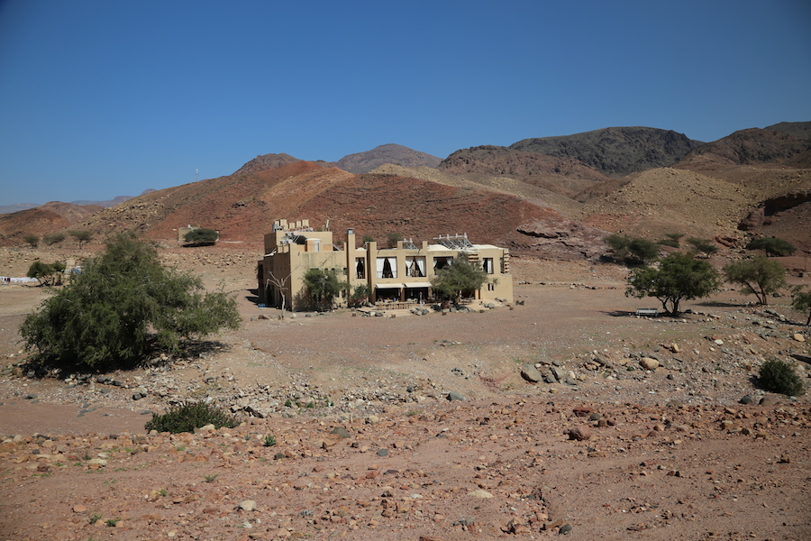 Feynan Ecolodge in Jordan