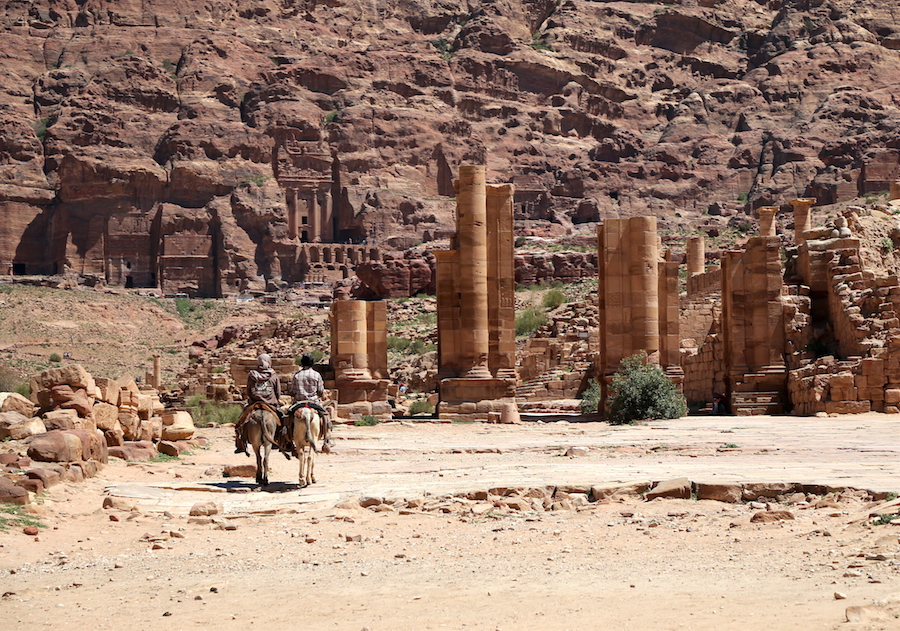 Petra Archaeological Site in Jordan  Top Historical Places  10 UNESCO World  Heritage Sites Around e353f17fd
