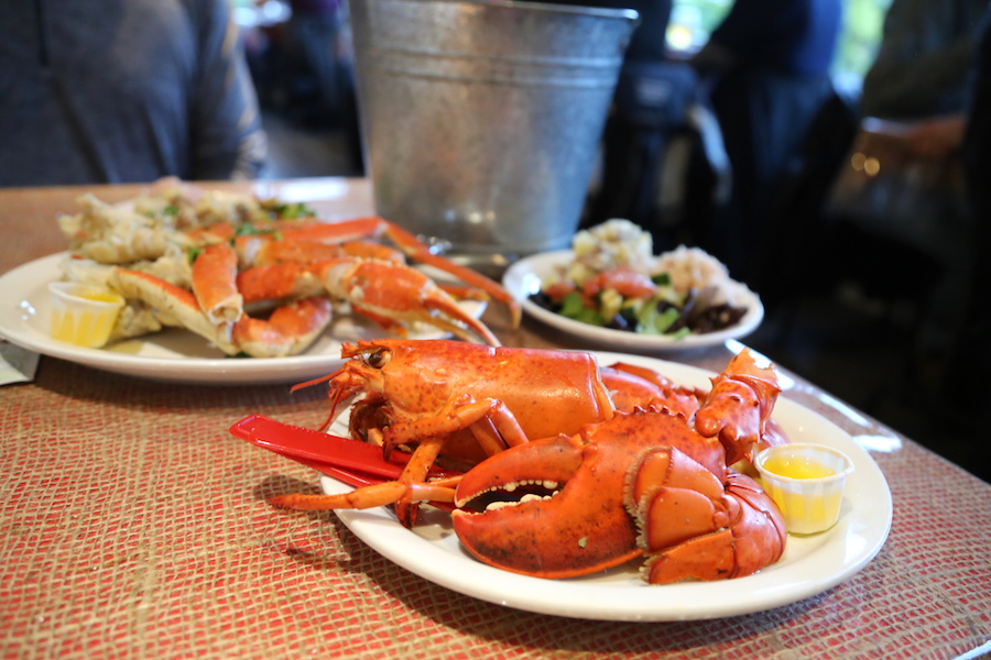 Eat Lobster at Baddeck Lobster Suppers: Nova Scotia Bucket List: 20 of the Best Things To Do When You Visit