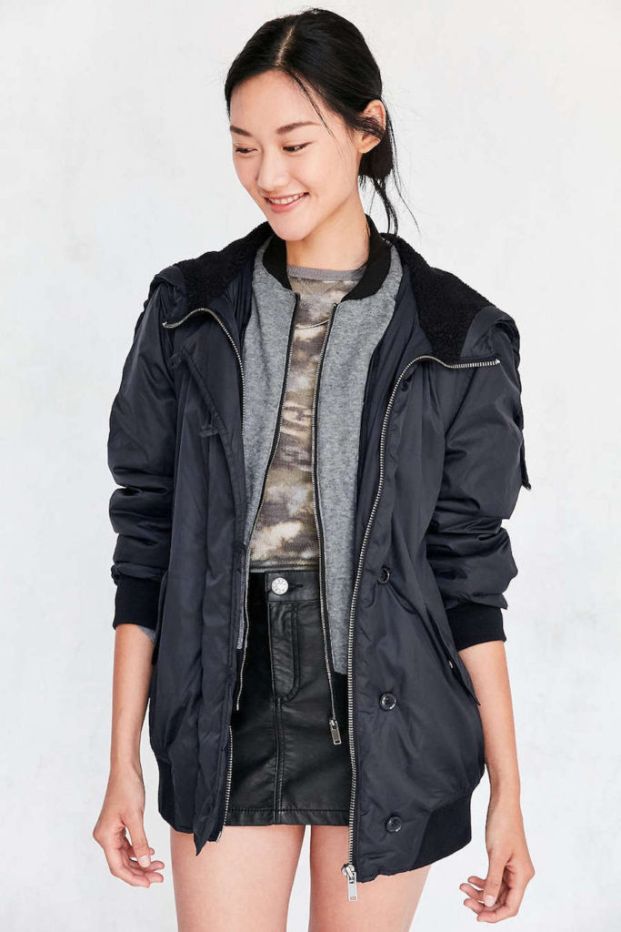 Cute Trendy Winter Coats Fit for Travel
