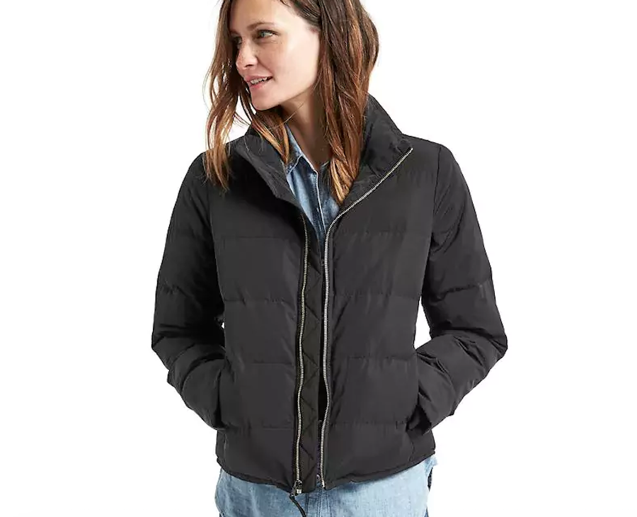 Cute Winter Jackets Fit for Travel