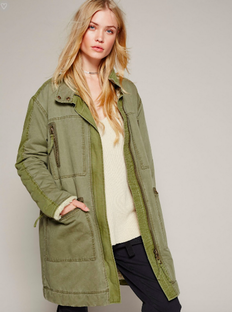 Cute and Trendy Winter Jackets