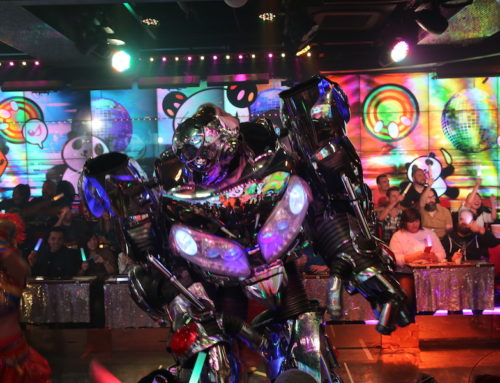 Captivating Chaos: Tokyo's Robot Restaurant Show