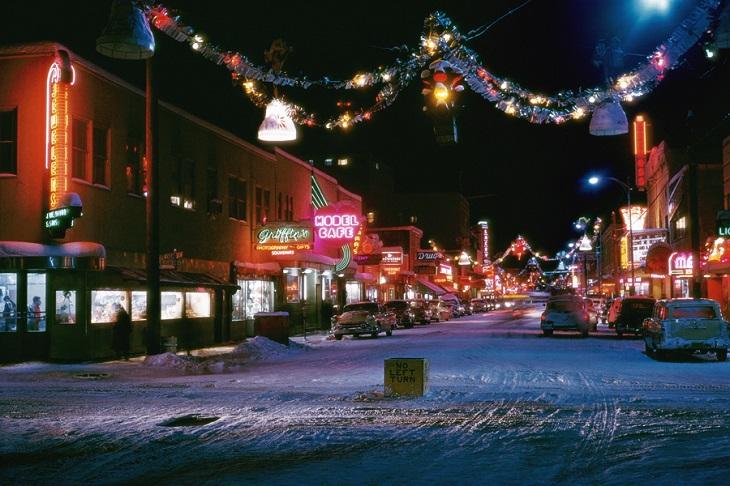 Holidays in Alaska