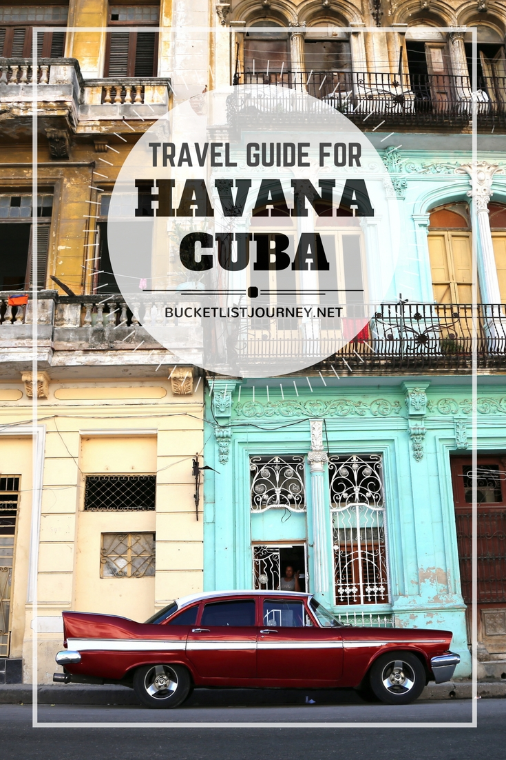 An American Traveling To Havana What You Need To Know