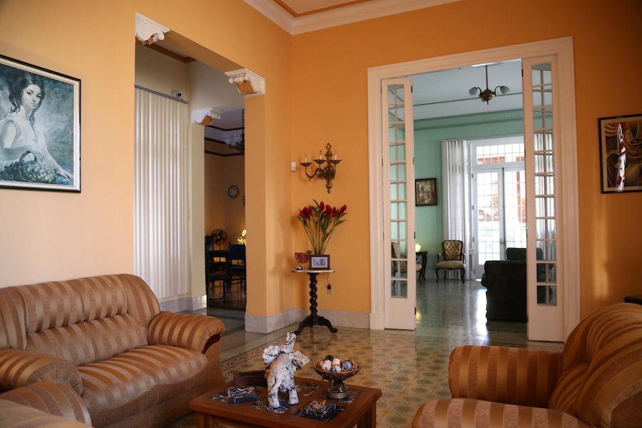 Mi Casa Tu Casa in Havana Cuba