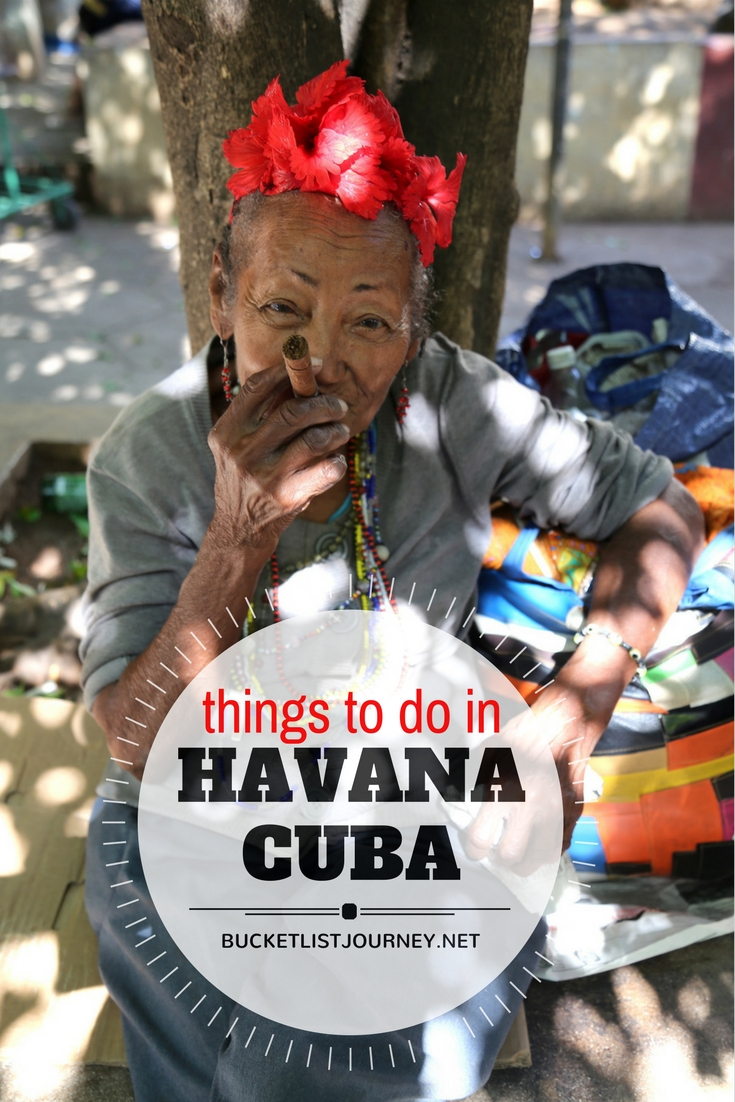 Havana Bucket List: Cool Things to Do
