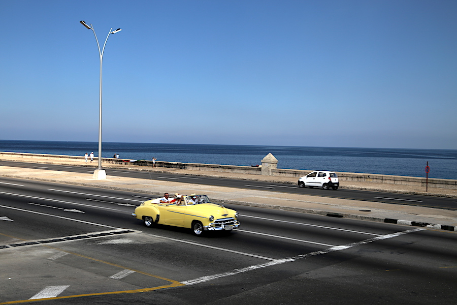 Havana Bucket List: 16 Things to Do & Places to Visit In Cuba's Capital: The Malecon Esplanade
